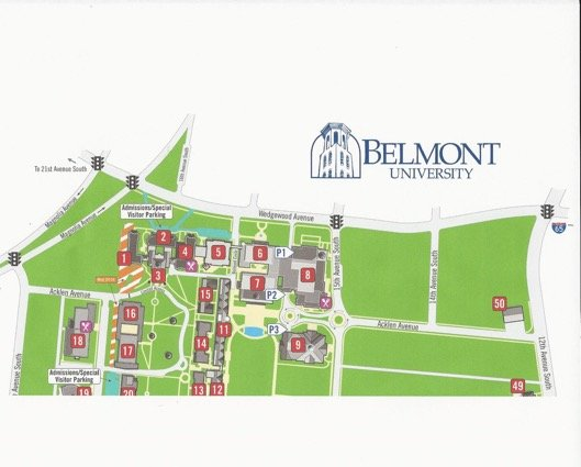 Directions To Belmont Nashville Area Beekeepers Association